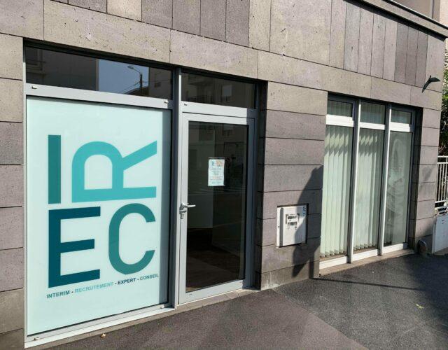 Devanture-agence-emploi-Irec-Emploi-Clermont-63